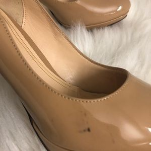Cole Haan Shoes - Cole Haan pumps w Nike insole